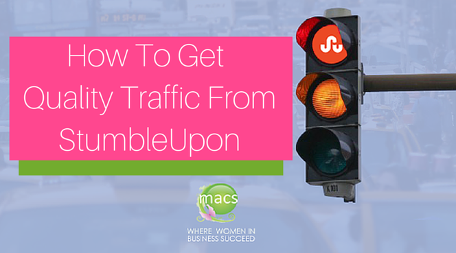 How to get quality traffic stumble upon