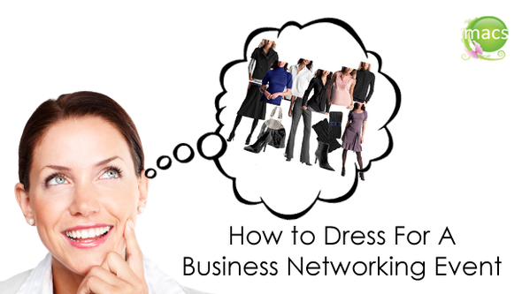 How to Dress For a Business Networking Event