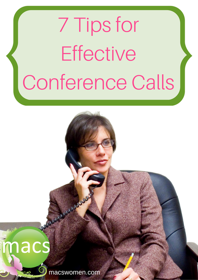 MACs Women, conference calls, small businesses, women leaders, women bosses, women owned businesses, remote employees