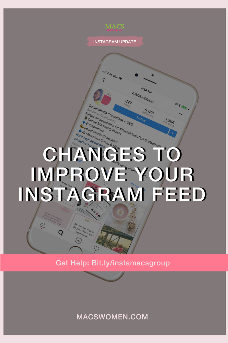 Instagram to show new post updates