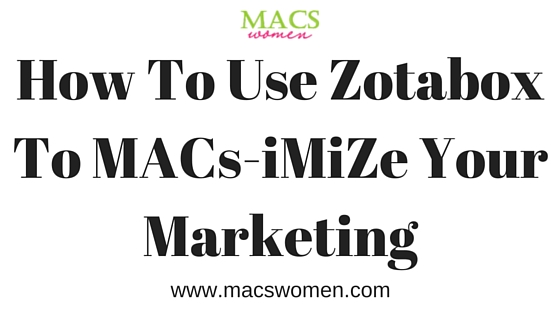 Learn how to use @zotabox to maximize your online marketing to increase traffic and engagement to your blog.