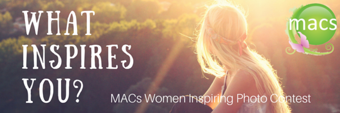 inspiration, MACs Women, Inspiring Photo Contest, photo, quote, MACs Women Connect Summit