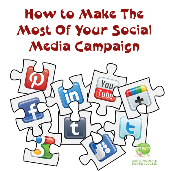 Make the most of Social Media Campaign