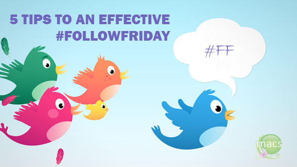 Tips effective Follow Friday