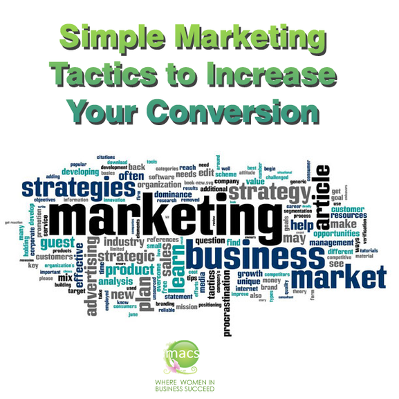 Simple Marketing Tactics to Increase Your Conversion