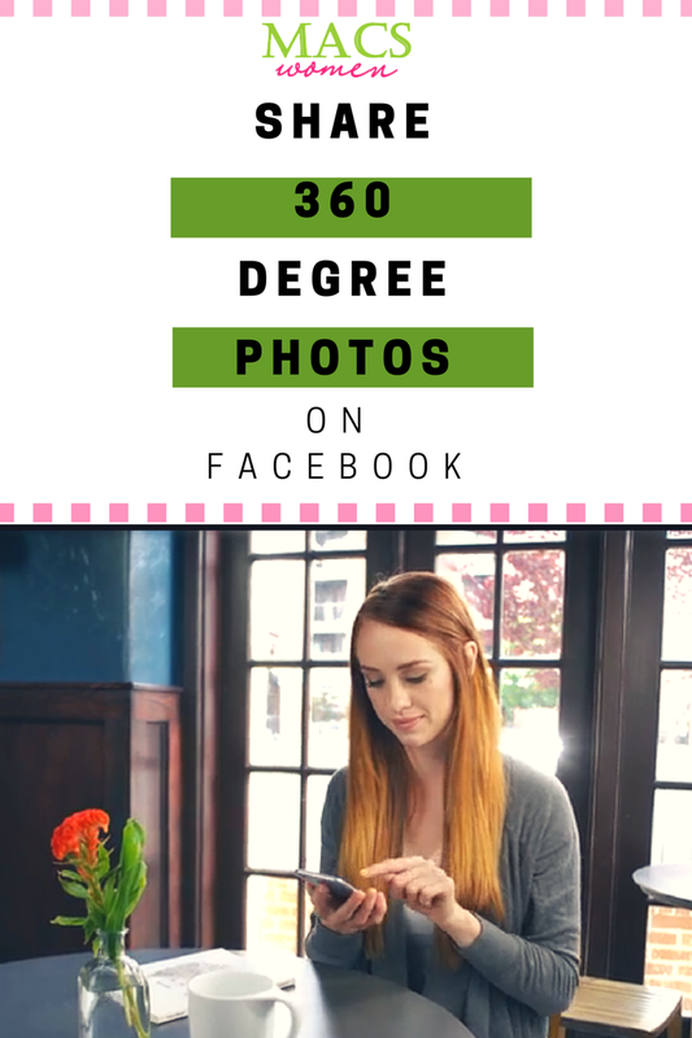 Market your products and services on Facebook using 360 degree photos