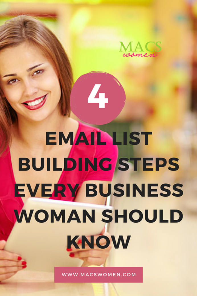 Learn how to grow your email list