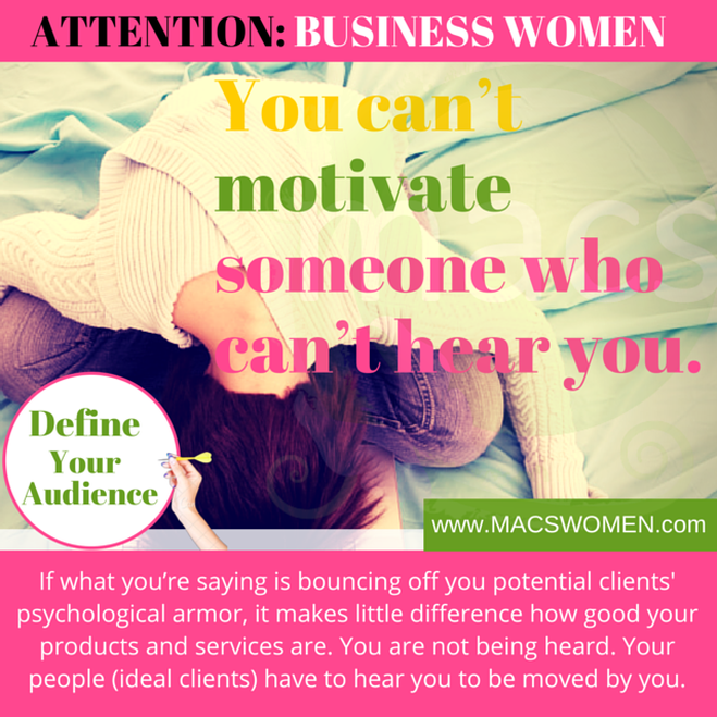 attention business women