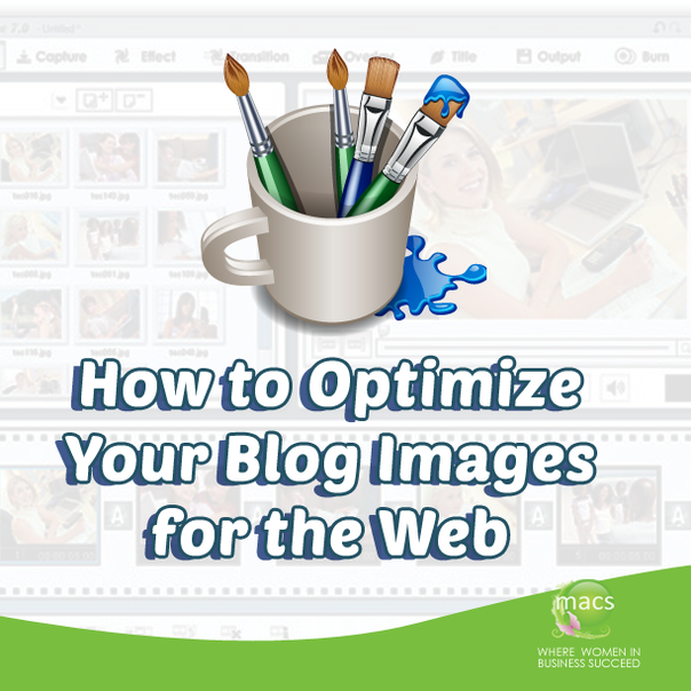 optimize images for blog from web