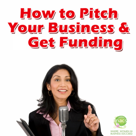 Pitch Your Business Get Funding