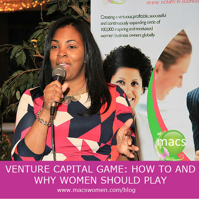 Venture Capital game: how to and why women should play