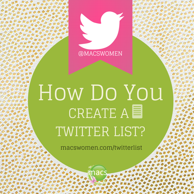 Using Twitter Lists