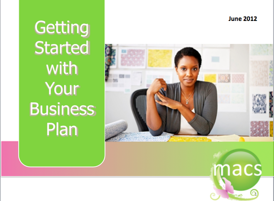 Getting Started with your Business Plan, How to write a business plan, what do i need to start my business, online success