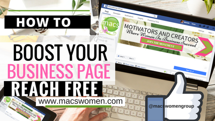 How to boost your business page reach for free