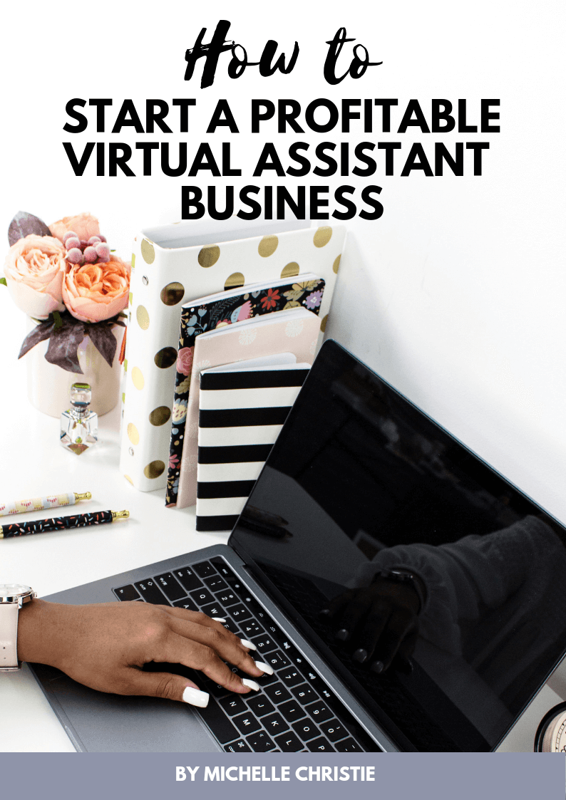 how to start a profitable virtual assistant business