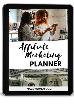 Affiliate Marketing Income Planner