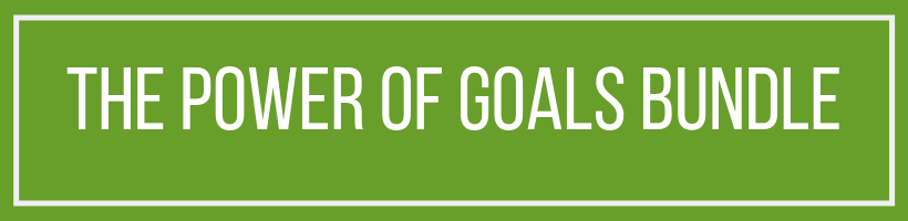 The Power of Goals Bundle