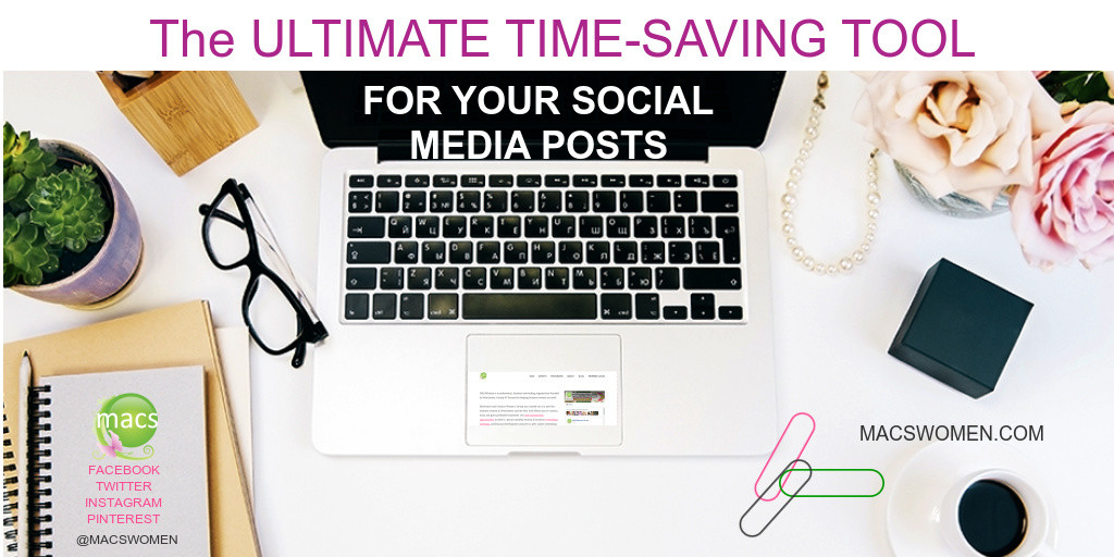 the ultimate time saving tool for your social media posts