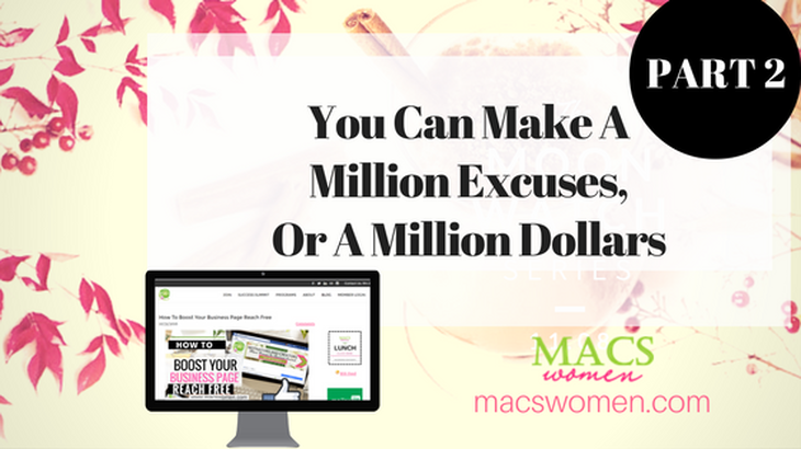 how to make a million dollars with your online business